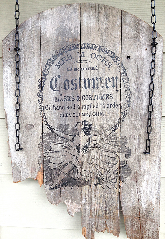 Weathered Wooden Signs - Reader Featured Project