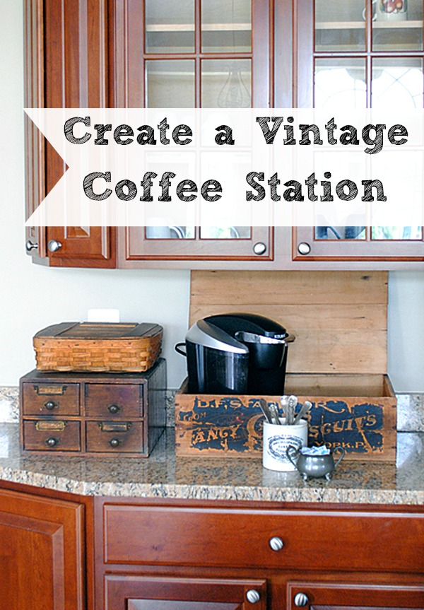 Vintage Coffee Station P 2 Graphicsfairy The Graphics Fairy