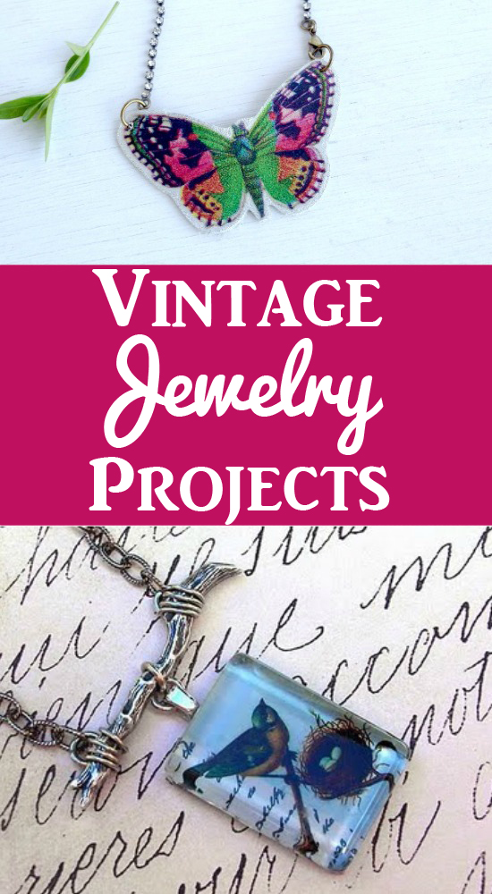 Vintage Jewelry Projects