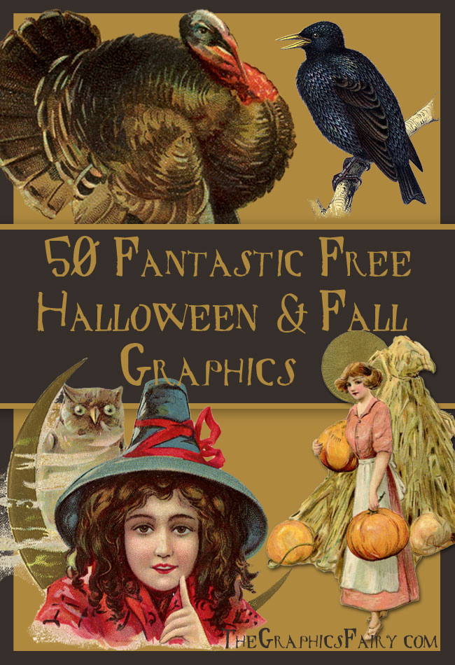 Fall and Halloween Images