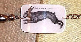hare+bracelet