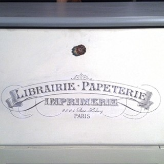 Small French Desk - Reader Featured Project