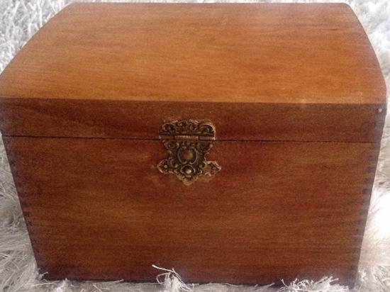Vintage Jewelry Box - Reader Featured Project