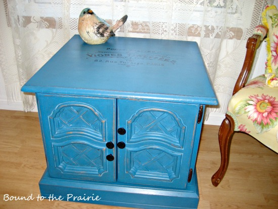 French Side Table - Reader Featured Project
