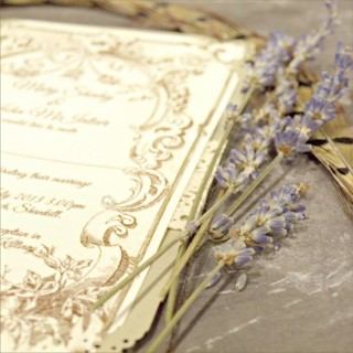 Handmade Wedding Invitations – Reader Featured Project