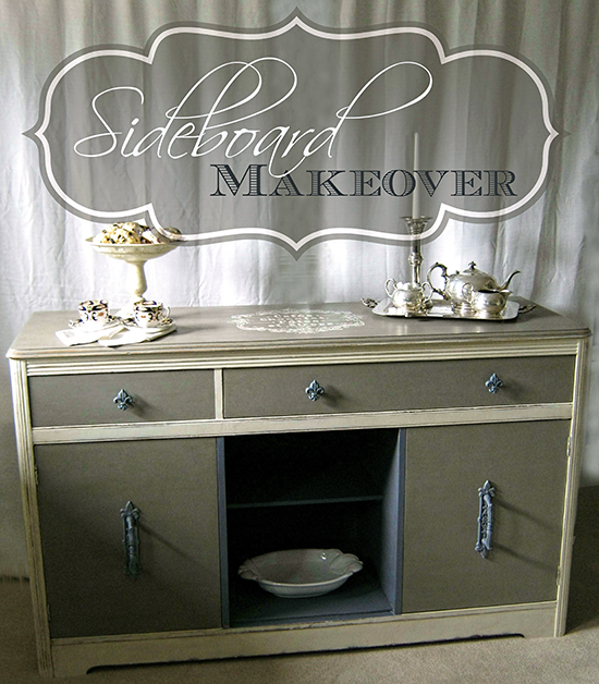 French Sideboard - Reader Featured Project