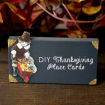 Thanksgivng Place Cards