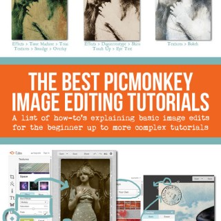 Best PicMonkey Image Editing Tutorials