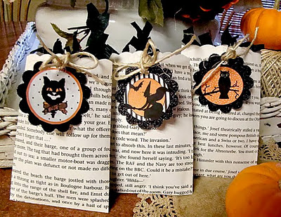 halloween treat bags idea