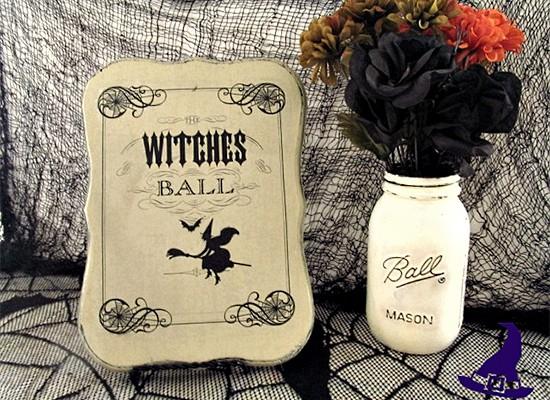 Halloween Plaque – Reader Featured Project