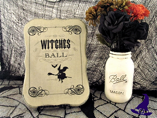 Halloween Plaque - Reader Featured Project