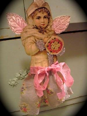 04 - Little Beach Designs - Angel Ornament