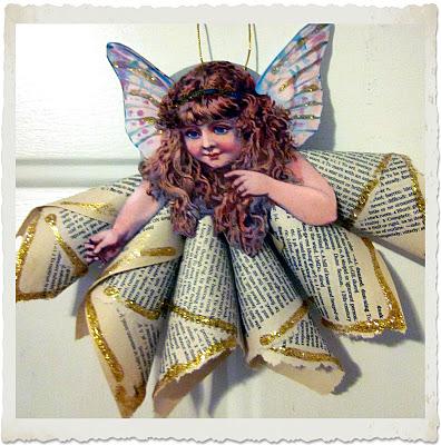 07 - Homeroad - Angel Ornament