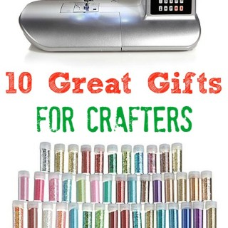 10 Great Gifts for Crafters & $100 HSN Gift Card Giveaway!