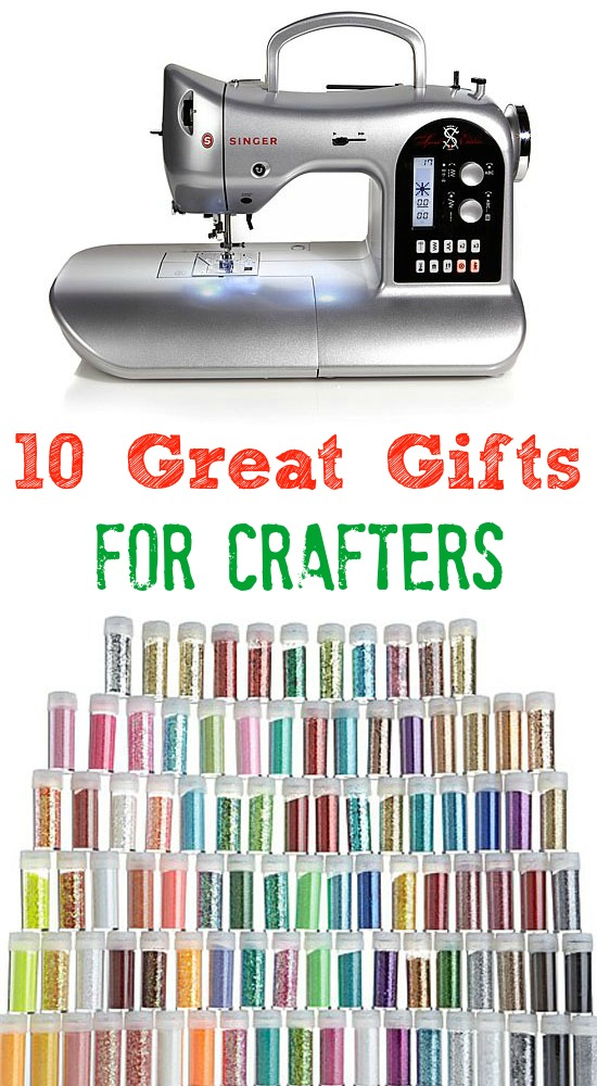 10 Great Gifts for Crafters & $100 HSN Gift Card Giveaway