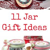 11 Jar Gift Ideas
