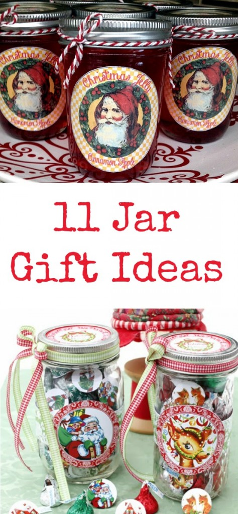 11 Jar Gift Ideas