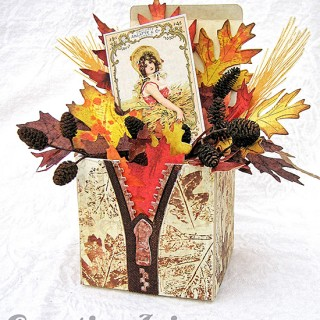 Fall Artist Trading Block – Reader Featured Project