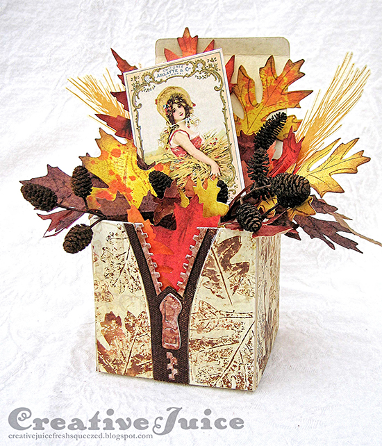 Fall Artist Trading Block - Reader Featured Project