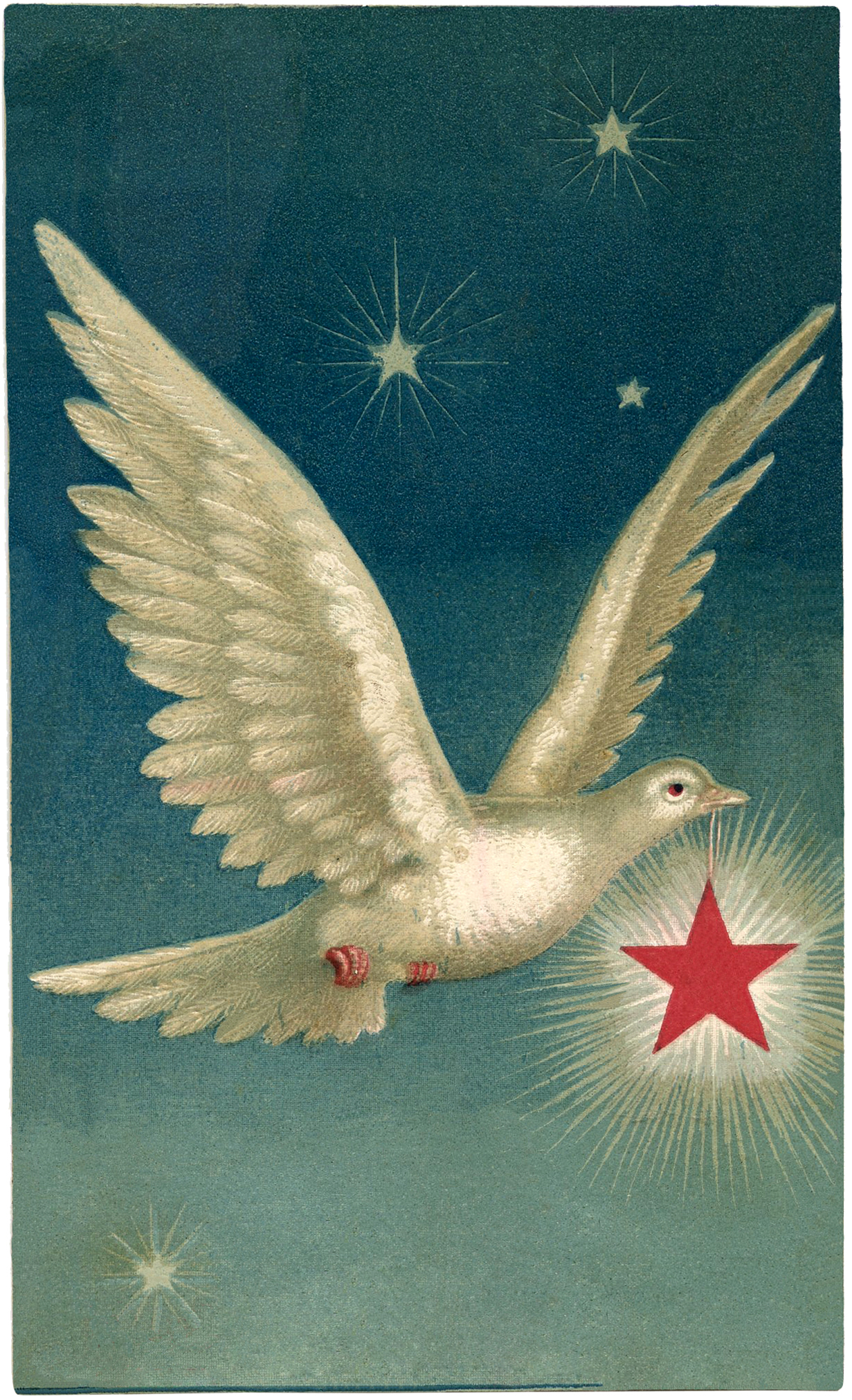 Christmas Cards Victorian