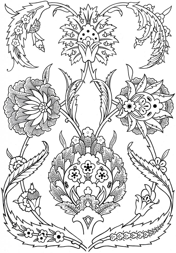 Fancy Ornamental Design