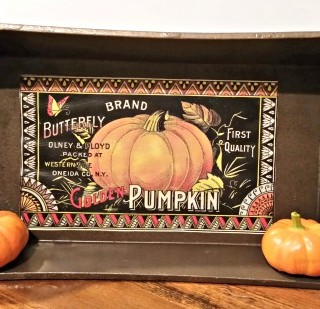 Pumpkin Farmhouse Tray – Reader Featured Project