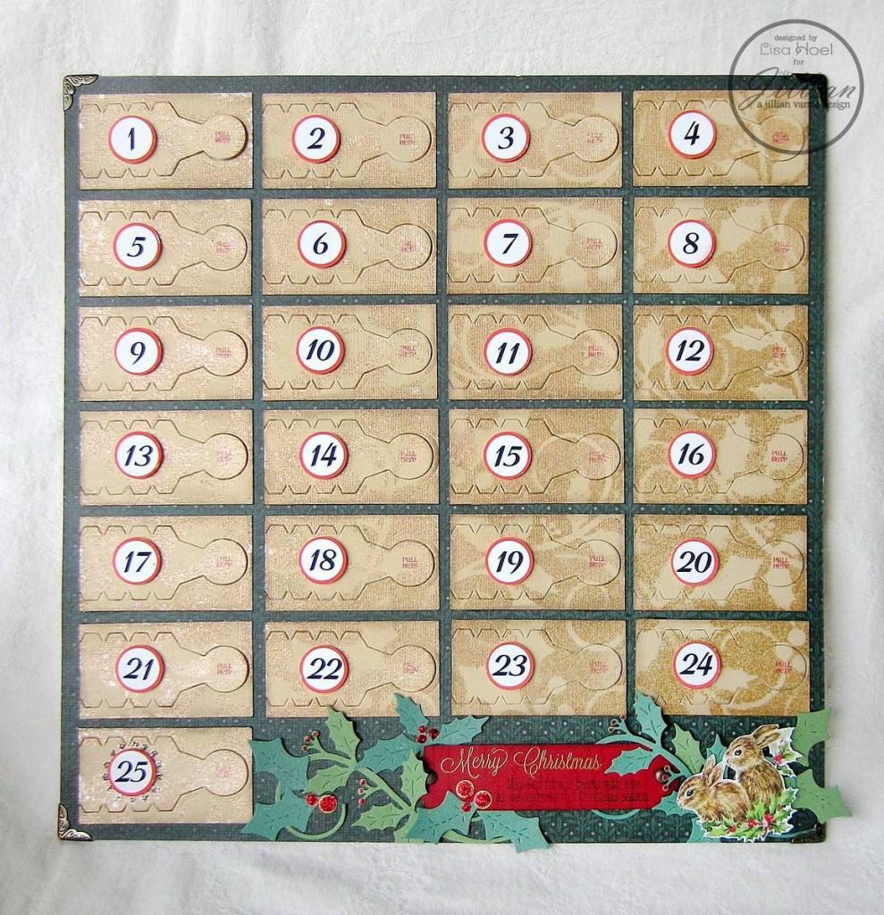 Art Advent Calendar : Diy advent calendar reader feature the graphics fairy