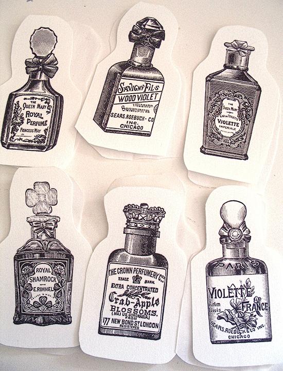 Lavender Bottle Sachets - Reader Featured Project