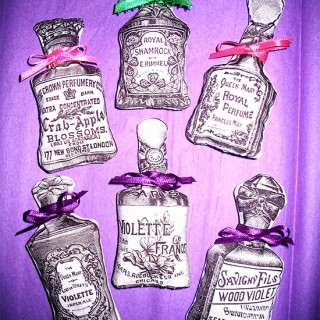 Lavender Bottle Sachets – Reader Featured Project