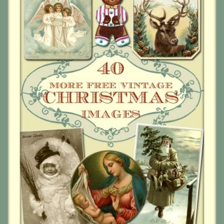 40 Free Christmas Images!