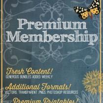 Graphics Fairy Premium Membership