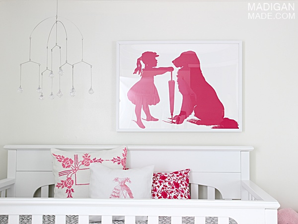 Nursery Wall Art - Reader Featured Project