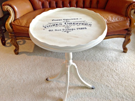 French Wine Maker Table - Reader Featured Project