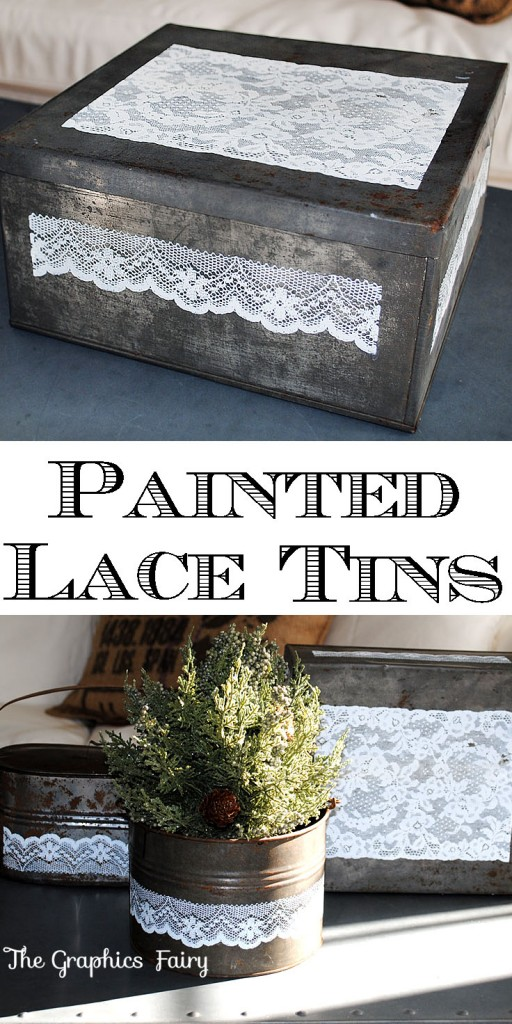02 - Painted Lace Tins