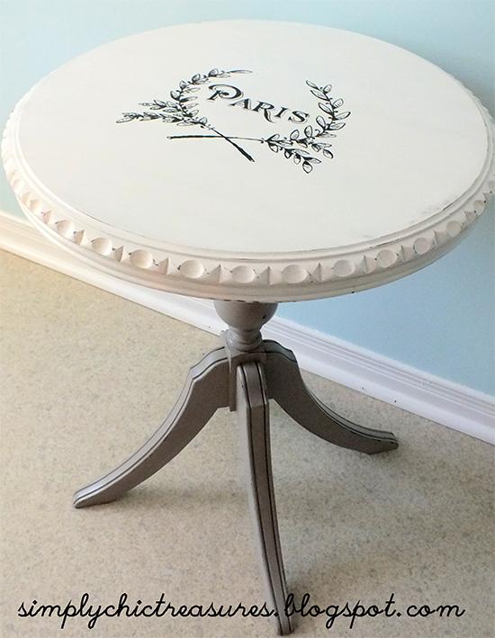05 - Simpy Chic Treasures - Chic Paris Table