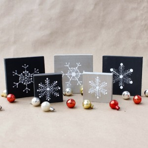 09 - Decorative Snowflake Blocks