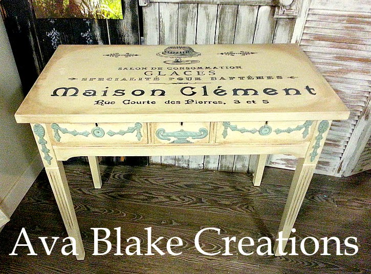 11 - Ava Blake Creations - Piece of Cake Table