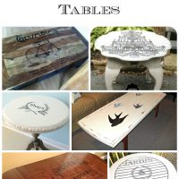 17 Transfer Projects - Tables