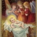 Christmas Baby Jesus Image