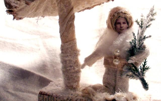 Cotton Batting Ornaments DIY – Reader Tutorial!!