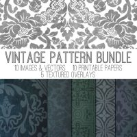 Vintage Pattern Bundle