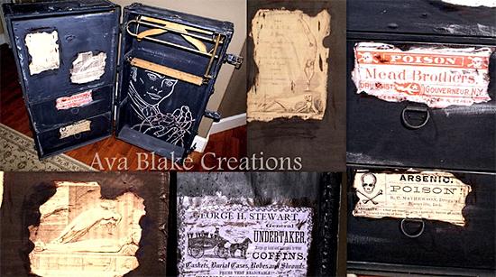 05 - Ava Blake - Halloween Trunk