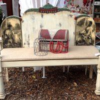 DIY Gypsy Bench Tutorial