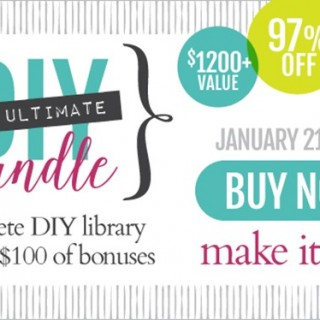 Ultimate DIY Bundle!