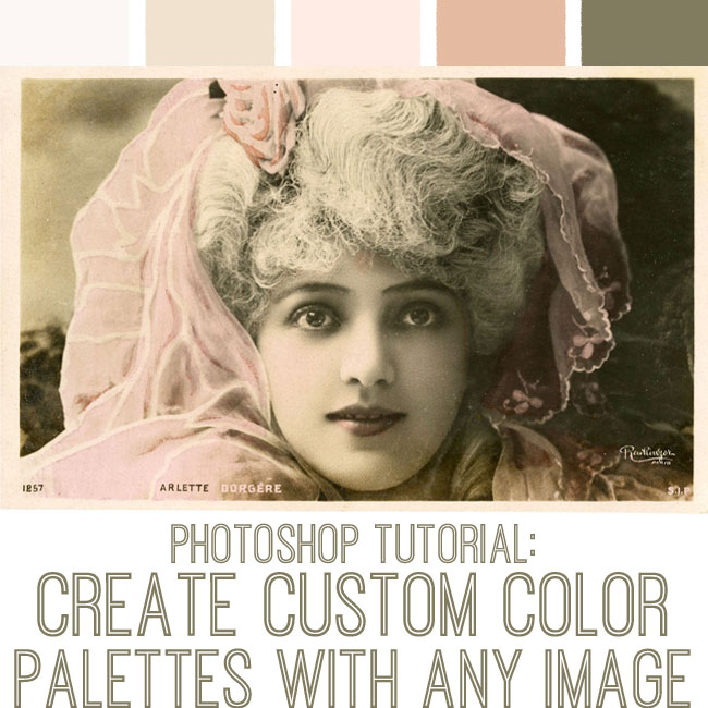 How to Create Custom Color Palettes