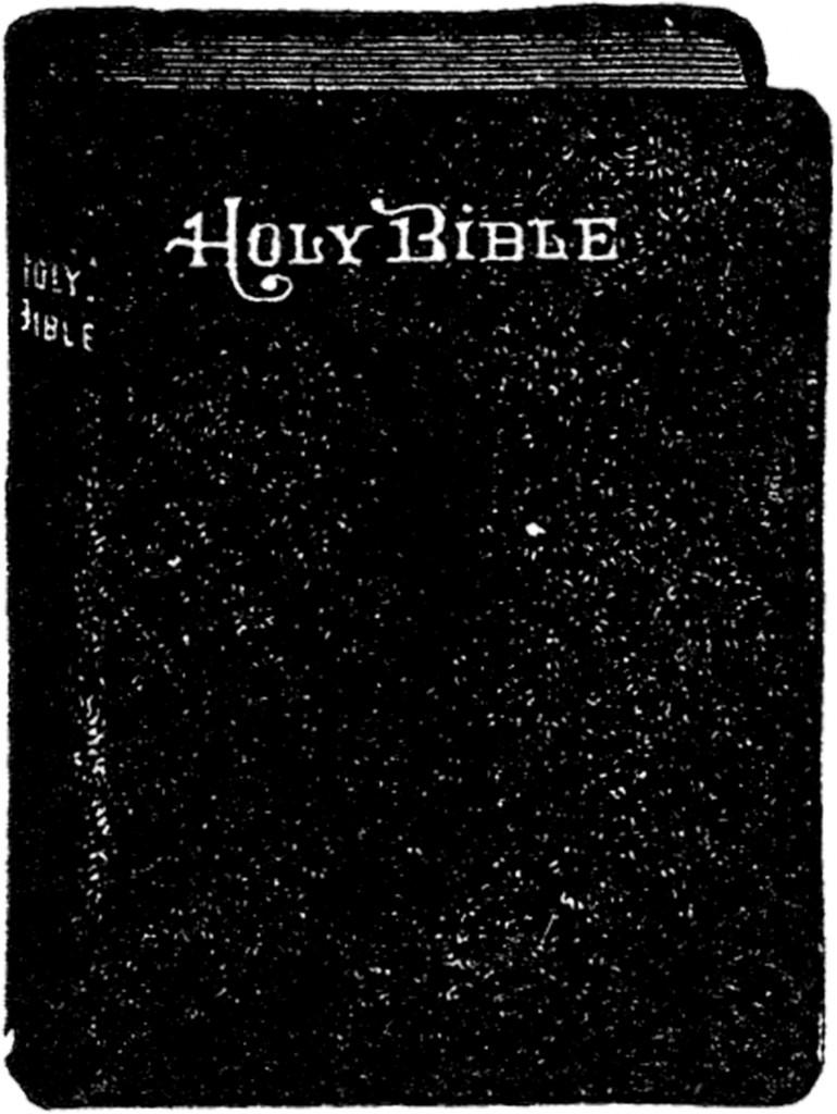Free Public Domain Bible Image