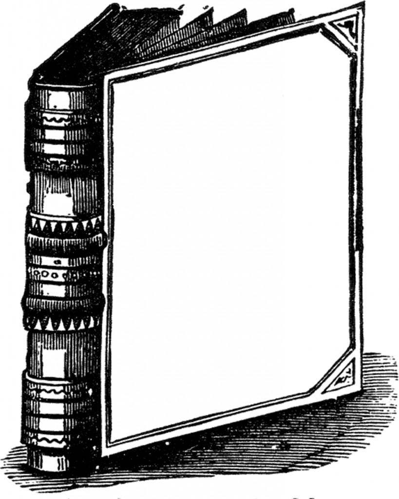 Vintage Book Image