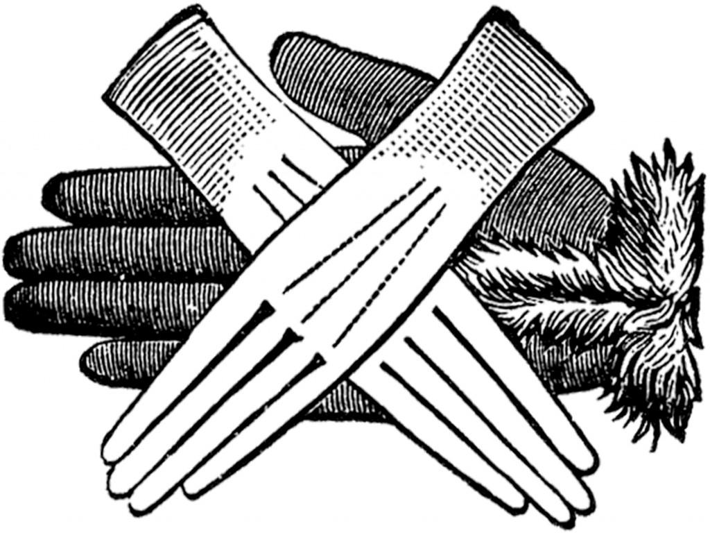 Vintage Gloves Image