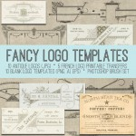 Fancy Logo Templates