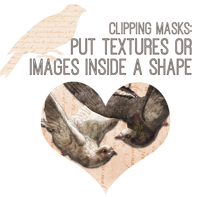 How to make Clipping Masks